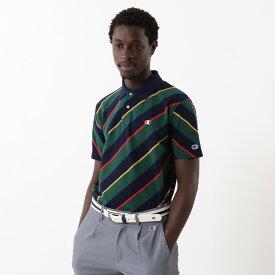 【公式】チャンピオン【30%OFFセール】Champion ゴルフ ポロシャツ GOLF(C3-RG312)★セール品は商品不備以外 返品交換不可