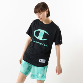 【公式】チャンピオン ウィメンズ DRYSAVERTシャツ 20SS【春夏新作】CAGERS(CW-RB352)