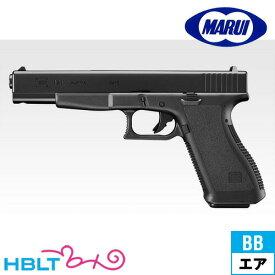 東京マルイ グロック17L HG エアガン 10歳以上 HOP /Glock17L G17L ハイグレード エアーハンドガン サバゲー おもちゃ 銃