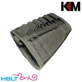 KM-Head ストック シェルポーチ シェルホルダー M3ベネリ M870 M1100 /M3SPN2 カスタムパーツ サバゲー