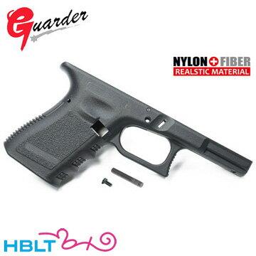 【Guarder】フレームKJG19GBB用リアル刻印/ヨーロッパ刻印(Black)|GLOCK−61(BK)