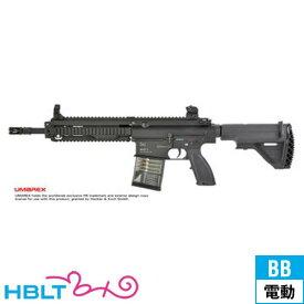 "VFC UMAREX HK417 12"" Black 電動ガン 本体 /電動 エアガン HK H&K VF1-LHK417-BK01 サバゲー 銃"