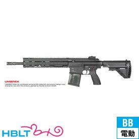 """VFC UMAREX HK417 16"""" Recon Black 電動ガン 本体 /電動 エアガン HK H&K VF1-LHK417-BK03 サバゲー 銃"""