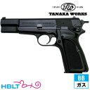 【タナカワークス(Tanaka)】ブローニング・ハイパワー MK3 R−Type HW Black(ガスガン/ブローバック本体)/田中ワークス
