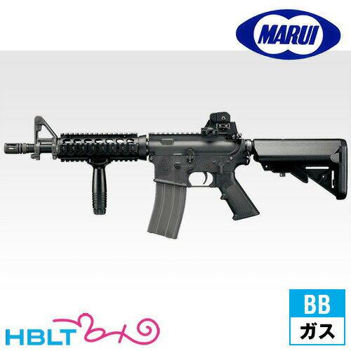 【東京マルイ(TOKYO MARUI)】Colt M4 CQB R Black(ガスブローバックマシンガン)/コルト/Cerakore/セラコート/Zシステム(MWS)/エアガン