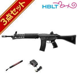 フルセット 東京マルイ 89式 5.56mm 小銃 電動ガン バッテリー 充電器セット /電動 エアガン サバゲー 銃