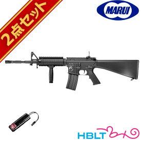 バッテリーセット 東京マルイ ナイツ SR-16 M4カービン 電動ガン /電動 エアガン KNIGHTS KAC 初心者 スターター サバゲー 銃