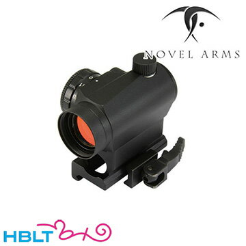 【Novel Arms(ノーベルアームズ)】ドットサイト COMBAT AIM T1(2017 Ver ブラック)