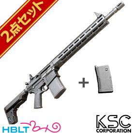 KSC Mega MML MATEN Mega社公認 マガジンセット(ガスブローバック本体+純正マガジン) /ガス エアガン マテン サバゲー 銃