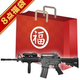 2019 福袋 スタンダード電動ガン セット! M4A1 RIS 東京マルイ /電動 エアガン リス フルセット サバゲー 銃