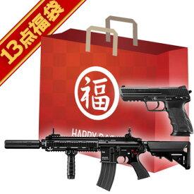 2019 福袋 次世代電動ガン & ガスブローバック ハンドガン セット! HK416D & HK45 東京マルイ /電動 エアガン HK H&K デブグル DEVGRU フルセット サバゲー 銃