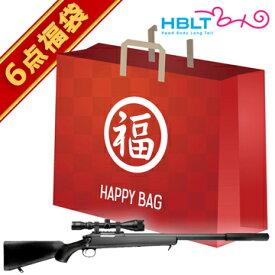 2021 福袋 スナイパー ライフル スコープ セット! VSR-10 プロスナイパー Gスペック Black 東京マルイ /エアガン ボルトアクション VSR10 VSR-10 VSR-10 GSPE G-SPEC フルセット サバゲー 銃