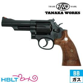タナカワークス S&W M19 コンバット マグナム Ver3 HW 4インチ ガスガン リボルバー /タナカ tanaka 4inch SW Smith & Wesson Kフレーム ガス エアガン サバゲー 銃