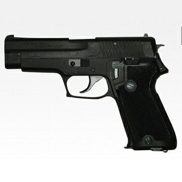 SIGP220陸上自衛隊モデルEvolutionHWブラック発火式モデルガンフルセット/シグザウエル