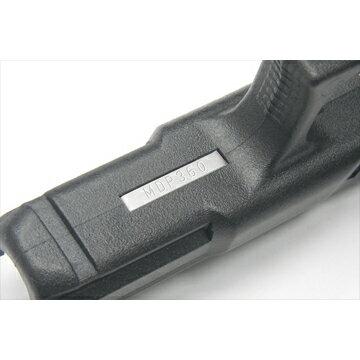 ガーダーフレームKJグロック19ガスブローバック用リアル刻印ヨーロッパ(Black)/GuarderカスタムパーツGlock19G19Glock-61(BK)