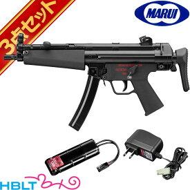 東京マルイ MP5 A5 次世代電動ガン バッテリー 充電器フルセット /0
