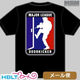 ミリタリー Tシャツ MSM ミルスペックモンキー MLD Major League Doorkicker メール便 対応商品/MIL-SPEC MONKEY サバゲー