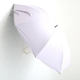 【UVカット100%生地×ショートワイド傘】【晴雨兼用傘・日傘】裾ヒートカットショートワイド(ピンク) 55cm(スライドしないタイプ)UVカット/遮熱/レディース/折りたたみ傘/コンパクト&運びやすい/大きい傘/使いやすい/運びやすい雨傘