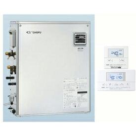音声リモコンKR-42Vセット KIBF-4764DSA 長府製作所 石油給湯器 直圧式 オート 給湯+強制追いだき 音声リモコンセット 4万キロ
