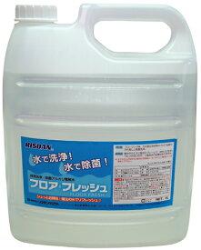 リスダンケミカル フロアフレッシュ 洗剤 床用 家庭用 クリーナー フローリング 4L