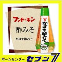 フンドーキン かぼす酢みそ (190g:スクイズボトル) [カボス 酢味噌 調味料 国産 九州 大分]