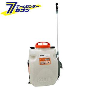 充電式噴霧器 SLS-10 (SLS-10-AAA-0) 工進 [噴霧器 充電 充電式 背負い 背負噴霧器 農業 散布]