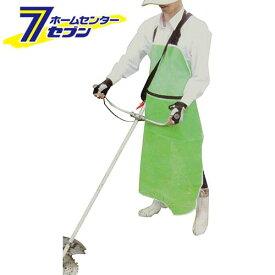 刈払作業用メッシュエプロン KB-21 藤原産業 [園芸機器 刈払機 保護具]