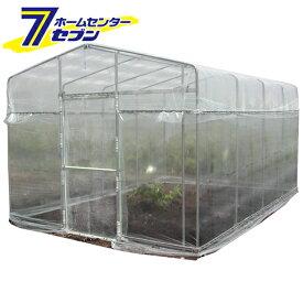 ビニールハウス 移動式菜園ハウス 一式 BH-33 南栄工業 [園芸ハウス 温室 農業 家庭菜園 ビニール温室]