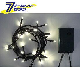 室内用 LEDストレートコードライト 30球/電球色/グリーンコード SHG30D コロナ産業 [イルミネーション クリスマス]【キャッシュレス5%還元】