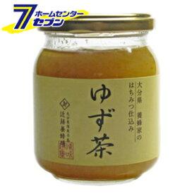 蜂蜜だけで、じっくり煮込んだ ゆず茶 250g (単品) 近藤養蜂場 [蜂蜜 はちみつ ハチミツ ゆず蜜]