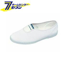 ムーンスター 上履き アルファジェットラン ホワイト 23cm 2E 月星 [日本製 キッズ シューズ 靴]【キャッシュレス 還元】