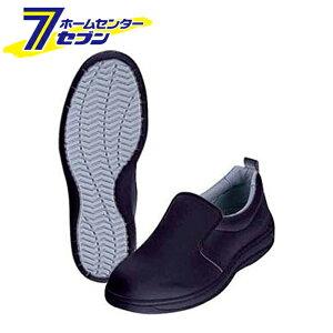 ムーンスター厨房用シューズキッチンスター01ブラック26.5cm3E月星[ソフトワーク業務用靴]