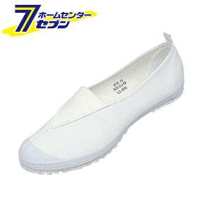 ムーンスター 上履き ハイスクール4型 17cm ホワイト 月星 [スクール リハビリ シューズ 靴]