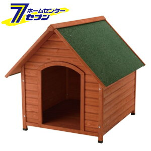 リッチェル 木製犬舎 940 [ドッグハウス 超小型犬〜大型犬 屋外 ペットハウス]