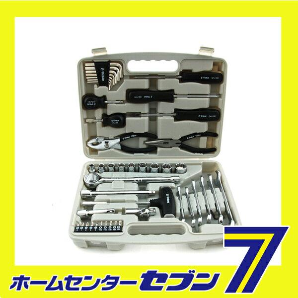 ガレージツールセットJr. ETS-45G 藤原産業 [作業工具 工具セット]