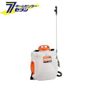 充電式噴霧器 SLS-7 (SLS-7-AAA-0) 工進 [噴霧器 充電 充電式 背負い 背負噴霧器 農業 散布]