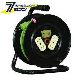 電工ドラム 15A×20m DY-20 日動工業  [電動工具 電工ドラム コード]