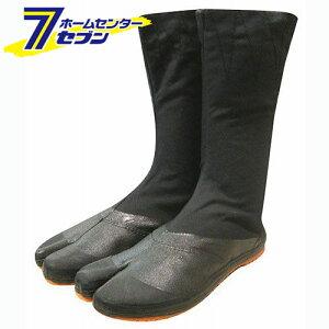 OEM 実用 12枚 ブラック 25.0cm 力王 [足袋 たび 地下足袋 作業靴 作業服 作業着 ワーク]