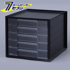 【送料無料】 レターケース ブラック (4個セット) LCJ-5M アイリスオーヤマ [収納]