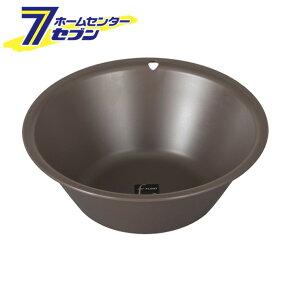 フロート湯桶 フック穴付 ブラウン N25 新輝合成 [バス用品 ゆおけ 湯おけ  風呂桶]