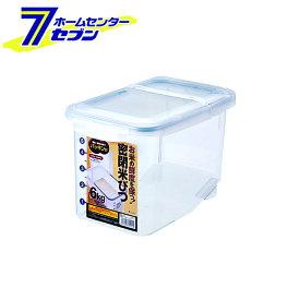 密閉米びつ 6kg型 アスベル ASVEL [米びつ 米櫃 お米保管 米保存 キッチン防虫 お米容器]
