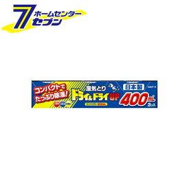 ドライ&ドライUP コンパクト 400mlX3個 白元アース earth [除湿剤]【キャッシュレス5%還元】【hc8】