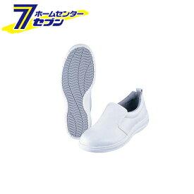 ムーンスター 厨房用シューズ キッチンスター01 ホワイト 23.5cm 3E 月星 [ソフトワーク 業務用 靴]