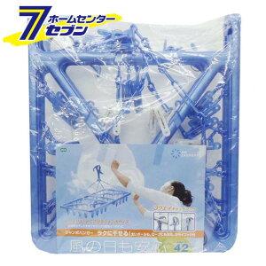 ML2 ジャンボハンガー42P ブルー オーエ [洗濯用品 物干し 物干しハンガー ものほし 角型 日用品雑貨]