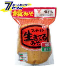 フンドーキン 生きてるみそ 桜みそ 麦みそ 1kg [味噌汁 味噌 みそ 調味料 国産 九州 大分]