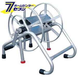 軽トラ用 ラック式巻取機 動噴ホース専用 STR-50 アルミス [軽量 動力噴霧器 農薬散布 水まき]