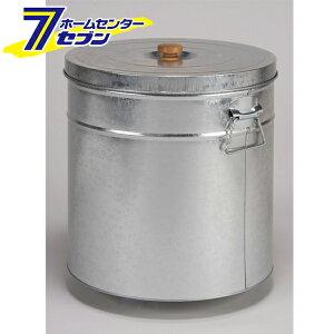 トタン丸型米びつ 30kg TMK-30 三和金属 [トタン ライスストッカー 米びつ 米櫃 お米保管 米保存 お米容器]