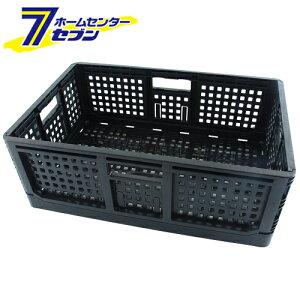 折リタタミコンテナ EFC-34B 藤原産業 [作業工具 工具箱 ]