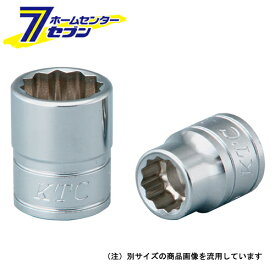ソケット (9.5) B3-19W-H 京都機械工具 [作業工具 ソケット 3/8ソケット]【キャッシュレス5%還元】