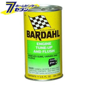 (ケース24本入)バーダル エンジン チューンナップ アンド フラッシュ [ETF] オイル添加剤 326ml BARDAHL [自動車 エンジンオイル用]